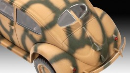 German Staff Car Type 82 E - Fusca REVELL ALEMA
