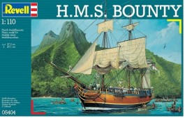 H.M.S Bounty - REVELL ALEMA