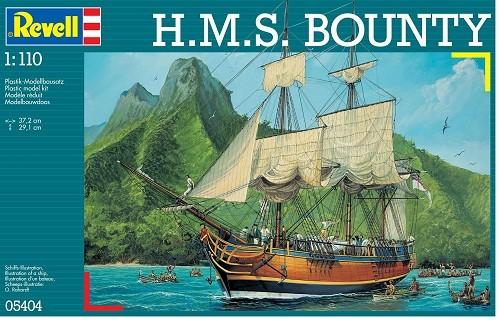 H M S Bounty Revell Alema 187 Kits Navios E Submarinos