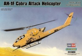 Helicoptero AH-1F Cobra Attack Helicopter - HOBBYBOSS