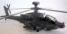 Helicoptero AH-64 Apache REVELL AMERICANA
