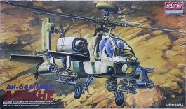 Helicoptero AH-64D Longbow - ACADEMY
