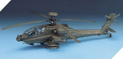 Helicoptero AH-64D Longbow ACADEMY