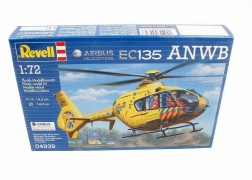 Helicoptero Airbus EC135 ANWB          04939 - REVELL ALEMA