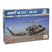 Helicoptero Bell AB 212 / UH-1N                        2692 - ITALERI