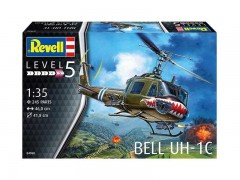 Helicoptero Bell UH-1C                             04960 - REVELL