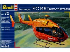 Helicoptero Eurocopter EC-145 Demonstrator             04643 REVELL ALEMA
