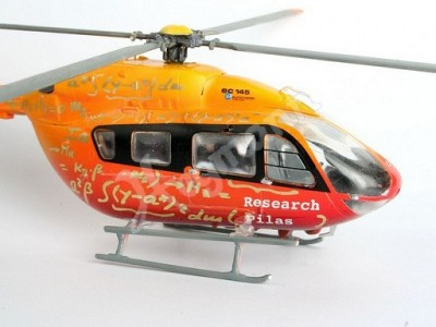 Helicoptero Eurocopter EC-145 Demonstrator REVELL ALEMA