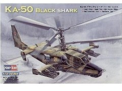 Helicoptero Ka-50 Black Shark - HOBBYBOSS