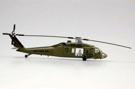 Helicoptero UH-60 Midnight Bule 101st Airborne         37016 EASY MODEL