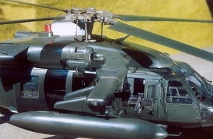 Helicoptero UH-60A Blackhawk Transport Helicopter Revell Alema