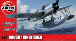 Hidroaviao Vought Kingfisher - AIRFIX
