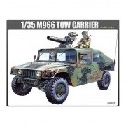 Jeep Hummer M-966 TOW Missile Carrier - ACADEMY