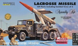 LaCrosse Missile and Transporter - REVELL AMERICANA