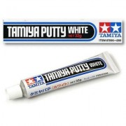 Massa Plastica Putty Tamiya - White                    87095 - TAMIYA