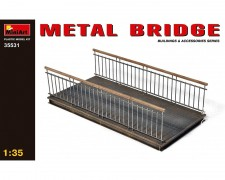 Metal Bridge - MINIART MODELS