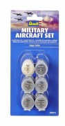 Military Aircraft Paint Set - Conjunto 6 Tintas - REVELL ALEMA