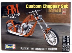 Moto Chopper RM Custom - Custom Chopper Set - REVELL AMERICANA