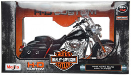 Moto Harley Davidson FLHRC Road King Classic 2013