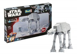 Nave At - At Walker Star Wars - Rogue One - Guerra nas Estre - REVELL