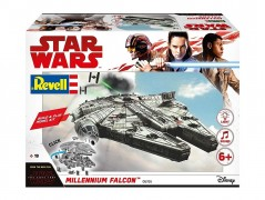 Nave Millennium Falcon  -  Star Wars                06765 - REVELL ALEMA