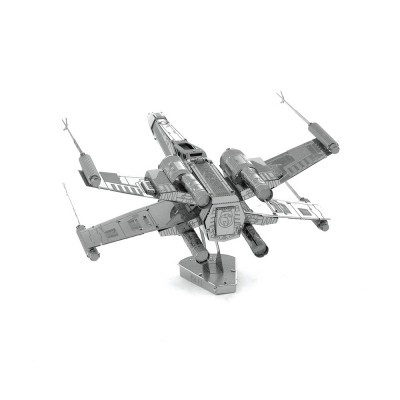 Nave X-Wing Star Fighter - Star Wars THREEDEE