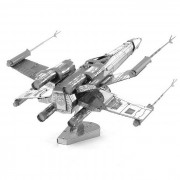 Nave XWing Star Fighter - Star Wars - THREEDEE