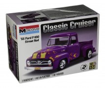 Pick-Up Ford F-100 - Street Rod - REVELL AMERICANA