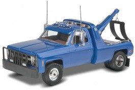 Pick-Up GMC 1977 - Wrecker Truck REVELL AMERICANA