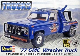 Pick-Up GMC 1977 - Wrecker Truck - REVELL AMERICANA