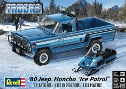 Pick Up JEEP Honcho Ice Patrol                         17224 - REVELL ALEMA