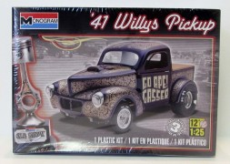 Pick-up Willys 1941 - Hot Rod - Gasser - REVELL AMERICANA