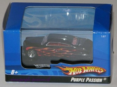 Purple Passion HOT WHEELS