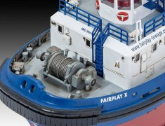 Rebocador Harbour Tug Boat Fairplay I, III, X       05213 REVELL ALEMA