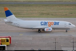 Set Decais Boeing 737-300 - Cargo Air - RBX DECAIS
