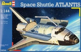 Space Shuttle Atlantis                                 04544 REVELL ALEMA
