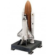 Space Shuttle Discovery and Rockets - Onibus Espacial  04736 REVELL ALEMA