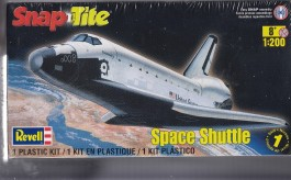 Space Shuttle - Onibus Espacial - REVELL