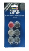 Sports Car Paint Set - Conjunto 6 Tintas - REVELL ALEMA