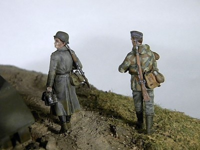 Supplies at last - German Soldiers, 1944-1945 MASTER BOX
