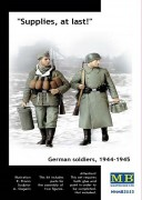 Supplies at last - German Soldiers, 1944-1945 - MASTER BOX