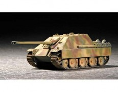 Tanque Alemão Jagdpanther - Late Production - TRUMPETER