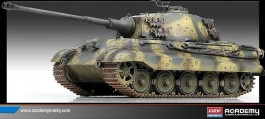 Tanque German King Tiger - Last Production             13229 ACADEMY
