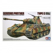 Tanque German Panther Type G Early Version - TAMIYA