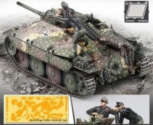 "Tanque JAGDPANZER 38(t) HETZER ""Late Production Version"" ACADEMY"