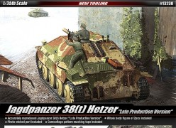 "Tanque JAGDPANZER 38(t) HETZER ""Late Production Version"" - ACADEMY"