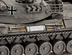 Tanque Leopard 1 REVELL ALEMA