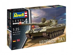 Tanque Leopard 1A1 - REVELL ALEMA