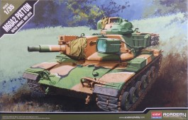 Tanque M-60A2 Patton - ACADEMY