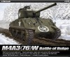 Tanque M4A3 76(W)Sherman - Battle of Bulge - ACADEMY